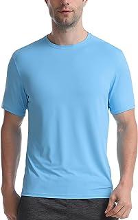 Athletic Shirts for Men Short Sleeve Workout Shirt