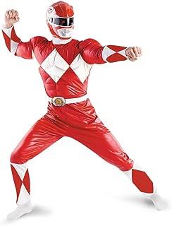 Women's Deluxe Power Ranger Costume