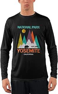 Rocky Mountain Colorado US National Park Camping Hiking Mens Long Sleevel T-Shirt Crew Neckl T-Shirt Adult Fashion T Shirt