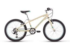 Best 20-inch Kids Bikes for Ages 6 to 8   Raleigh Lily 20 - Best Budget: Mountain