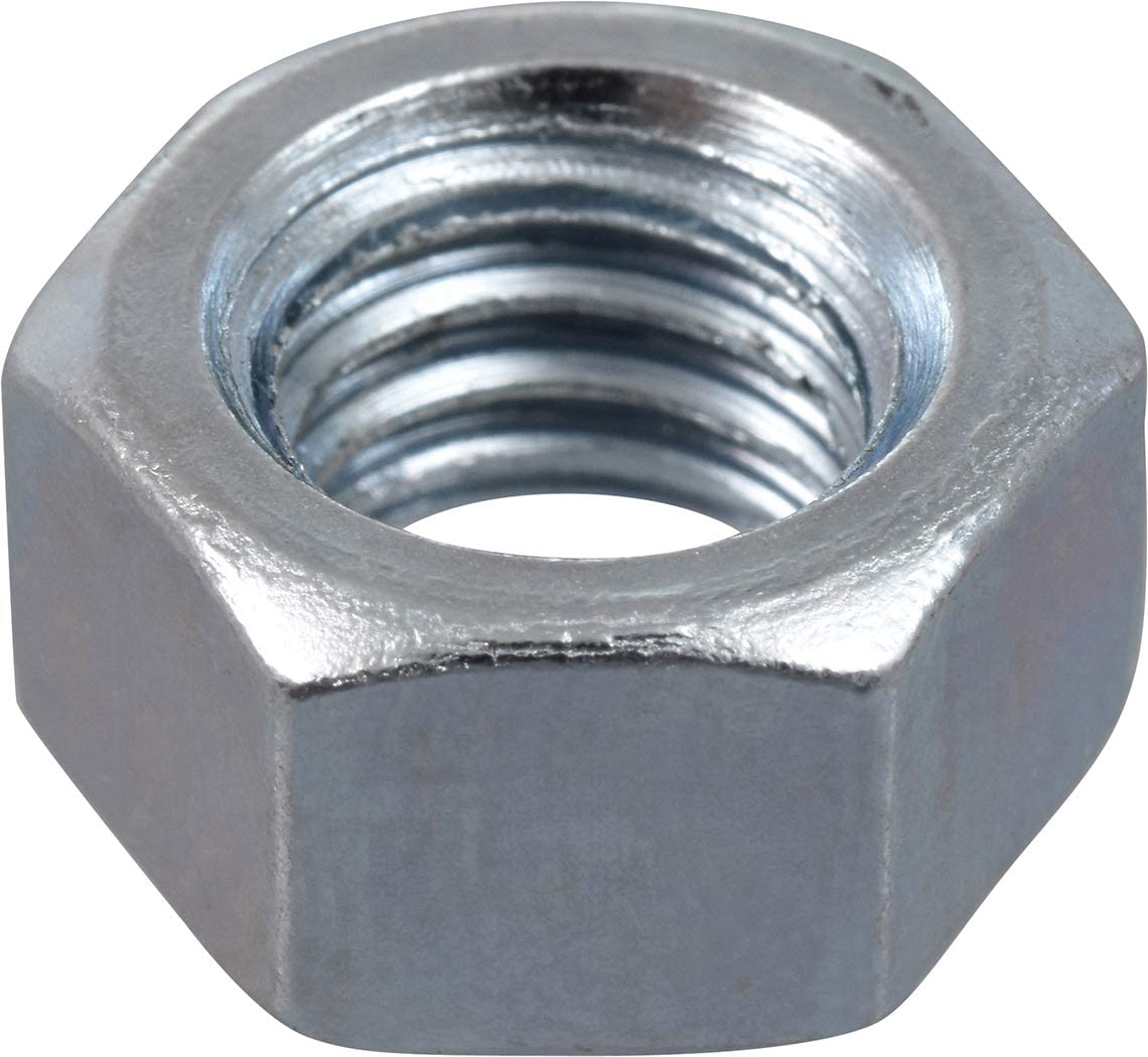 Set of 5 1//2-13 Heavy Hex Nut 2 Fastener 1//2-13 x 2 1//2 Threaded Stud with