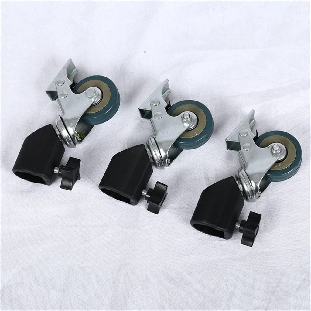 CIFE 3PCS 22mm Photo Studio Heavy Sales results No. 1 fo Universal Caster Wheel Today's only Duty
