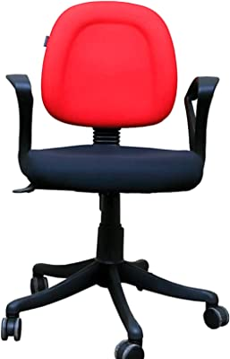 Lifecare Chairs Umbrella Base Office Chair (Black) Model No-064
