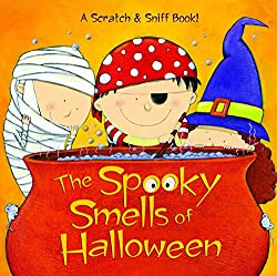 10 Picture Books to Scare Up Your Halloween Spirit- The Spooky Smells of Halloween