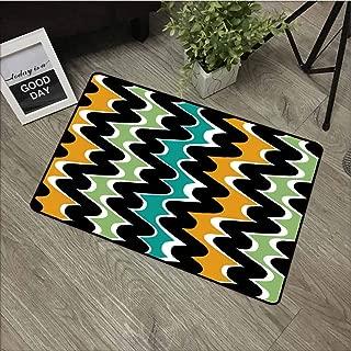 Linhomedecor Universal Door mat Door mat Floor Decoration W47.2 x L60 Inch,