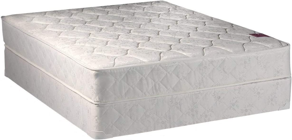Legacy One-Sided Complete Free Shipping King Rapid rise Mattress with Cover Set Protector