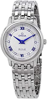 De Ville Diamond Grey Dial Ladies Watch 424.10.27.60.56.002