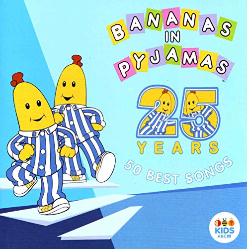 Bananas In Pyjamas: 50 Best Songs