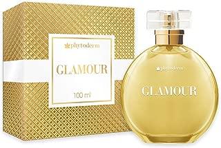 Desodorante Colonia Phytoderm Glamour 100ml, Phytoderm, Amarelo