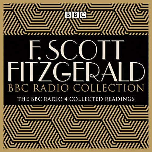 The F. Scott Fitzgerald BBC Radio Collection audiobook cover art