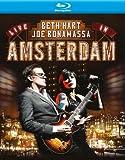 Bluray Musik Charts Platz 4: Beth Hart & Joe Bonamassa - Live in Amsterdam [Blu-ray]