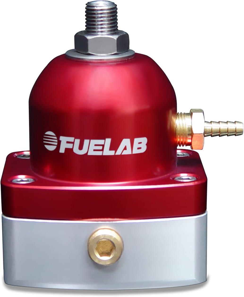 FUELAB Universal Red EFI Fuel Regulator Pressure Adjustable Spring new work Max 69% OFF