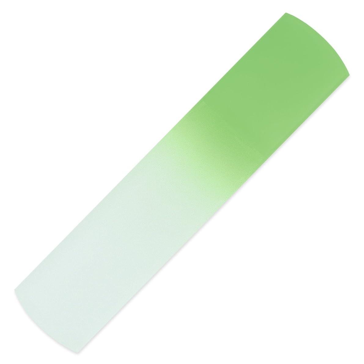 バスルーム敷居懇願するハンドメイドのガラス製フットファイル?ペディキュア用ヤスリ、本物のチェコ製強化ガラス使用、永久保証付き?固い皮や死んだ皮膚、きめの粗い皮膚、マメ、タコを除去