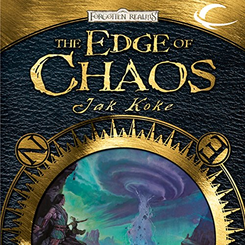 The Edge of Chaos audiobook cover art