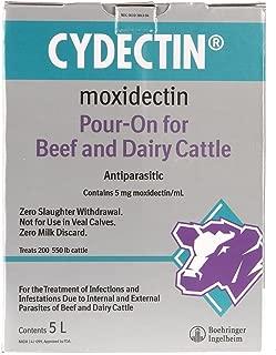 DavesPestDefense Cydectin Pour On Dewormer 5 Liter