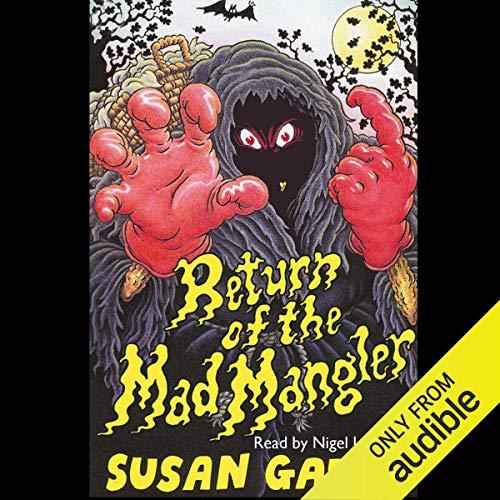『Return Of The Mad Mangler』のカバーアート