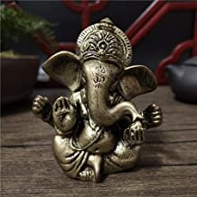 Sculptures Head Sculpture Lord Ganesha Buddha Statues Home Decoration Hindu God Sculpture Figurines