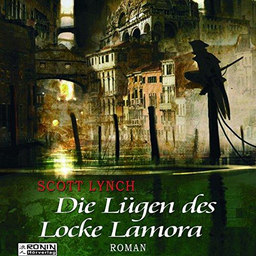 Die Lügen des Locke Lamora (Gentleman Bastard 1) audiobook cover art