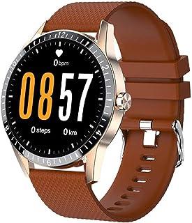 smartwatch Bluetooth Call Full Touch męski inteligentny zegarek tętno fitness tracker prognoza pogody sport kobiety inteli...