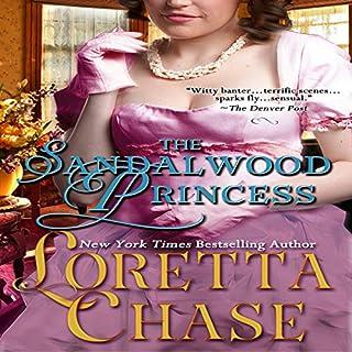 The Sandalwood Princess cover art