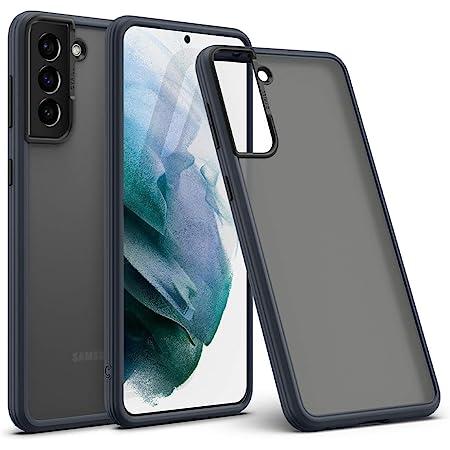 Cyrill Von Spigen Color Brick Kompatibel Mit Samsung Galaxy S21 Plus Hülle 2021 6 7 Zoll Matte Cover Halbdurchsichtige Black Pc Rückseite Mit Soft Tpu Schwarz Elektronik