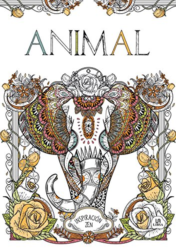 Animal- Inspiración Zen Mandalas