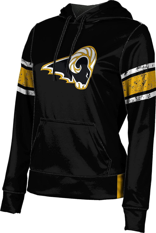 ProSphere Southeast Polk High School Girls' Pullover Hoodie, School Spirit Sweatshirt (End Zone)