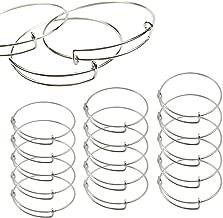 bulk silver bracelets