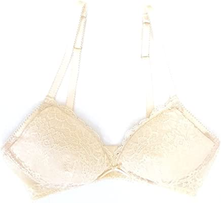 9c0cd8dad16a5 Samantha Chang Women s All Lace Boudoir Triangle Bra w Removable Foam Cups