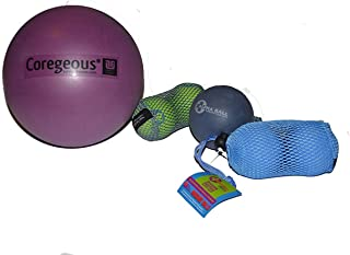Yoga Tune Up Set of Various Ball Sizes and Colors - Original Tune up Balls,  Plus Balls,  Alpha Ball and Coregeous Ball in Black Bag with Coupon via email Any Simply Essential Solutions Item