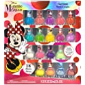 18-Pack Townley Girl Disney Minnie Mouse Nail Polish Set