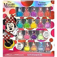 18-Pack Townley Girl Disney Minnie Mouse Nail Polish Set