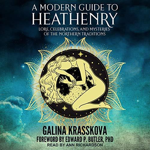 A Modern Guide to Heathenry Titelbild