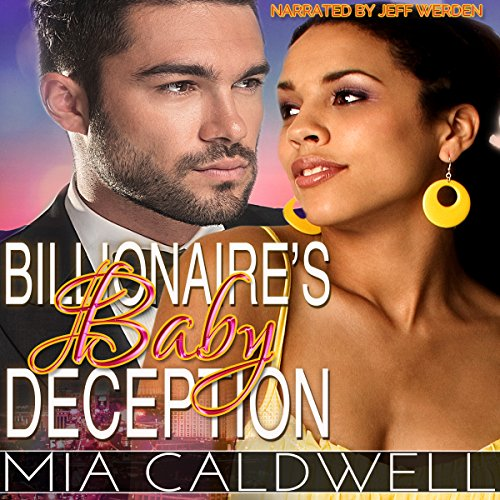 Billionaire's Baby Deception audiobook cover art