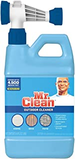 Mr. Clean, FG411 Outdoor Cleaner, Hose End, 64-Ounce