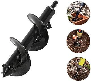 Perforaci/ón hoyadora Taladro hoyadora Nemaxx B250 Broca de repuesto para hoyadora Di/ámetro 250mm