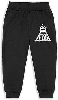 Fall-out Boy Rock Band Music Boys Long Sweatpants Jogger Trousers