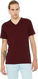 Bella Canvas Men's Jersey Short Sleeve V-Neck Tee