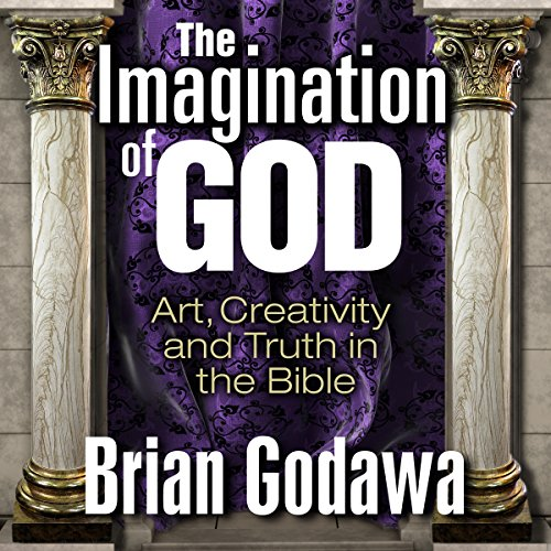 The Imagination of God audiobook cover art