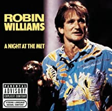 Night At The Met By Robin Williams (2012-11-06)