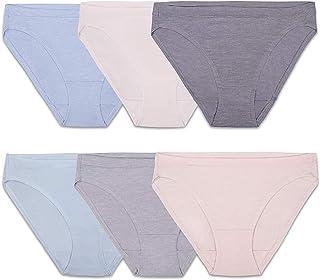 Fruit of the Loom Women's Underwear Beyondsoft Panties (Regular & Plus Size)