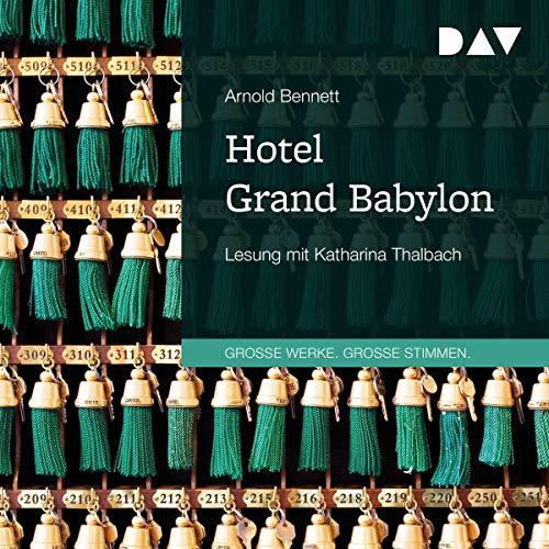 Hotel Grand Babylon cover art