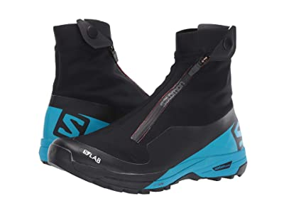 Salomon S/Lab XA Alpine 2 (Black/Transcend Blue/Racing Red) Shoes