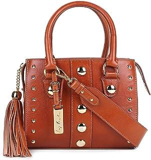 Bolsa Couro Luiza Barcelos Mini Bag Leather Feminina