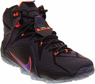 competitive price c0c39 092e7 nike lebron XII 12 mens hi top basketball trainers 684593 sneakers shoes  james (uk 10