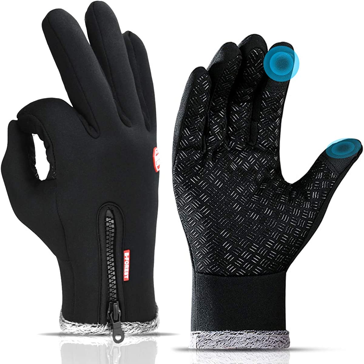 Winter Gloves Super sale Men Max 60% OFF Cycling Glove Screen Co Touch