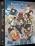 Attack on Titan: Junior High - Collectors BD (Blu Ray) [Reino Unido] [Blu-ray]