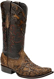 Lizard Urban Western Boots 2B07LT