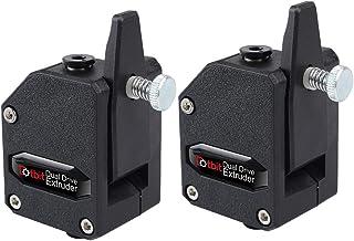 RETYLY Pi/èces DImprimante 3D Extrudeuse Bmg Extrudeuse /à Double Drive Clon/é Filament DExtrudeuse Bowden Double Engrenage pour Imprimante 3D Cr10 Mk8 Reprap