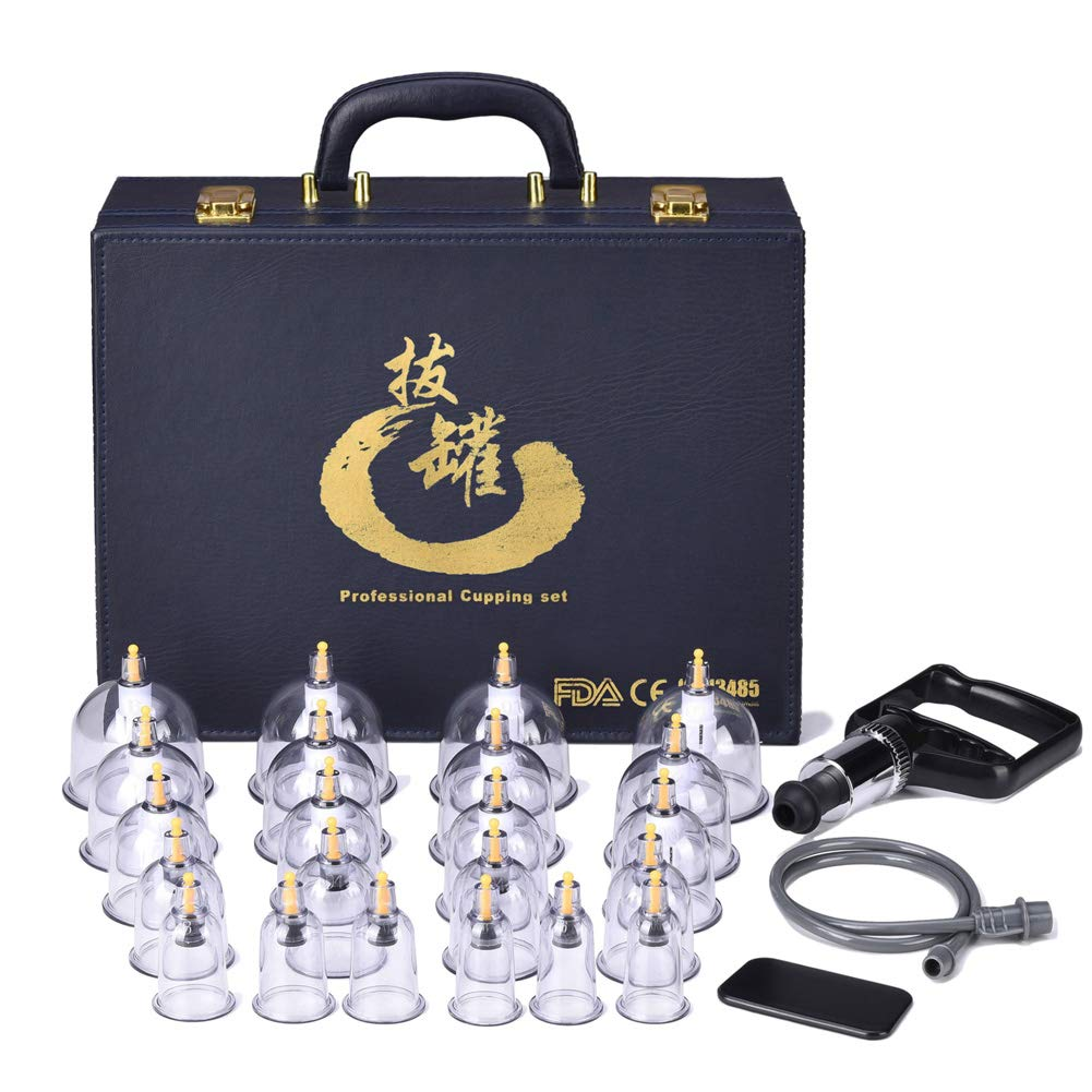 Cupping Professional Acupoint Magnetic Cellulite